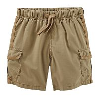 Toddler Boy OshKosh B'gosh® Knit Cargo Shorts