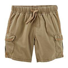 Toddler Boy OshKosh B'gosh® Knit Cargo Shorts