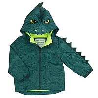 Toddler Boy Carter's Dinosaur Lightweight Rain Jacket