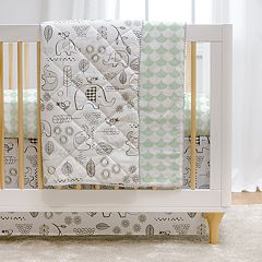 Lolli Living Elle Elephant 4-pc. Crib Bedding Set