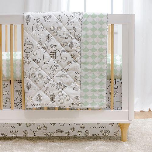 Lolli Living Elle Elephant 4-pc. Crib Bedding Set