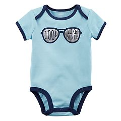 Baby Girl Carter's 'Cool Like Auntie' Graphic Bodysuit