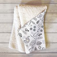 Lolli Living Elle Elephant Blanket