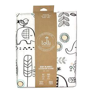 Lolli Living Elle Elephant Blanket