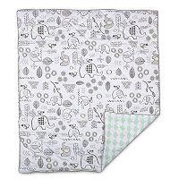 Lolli Living Kayden Elle Elephant Quilted Baby/Toddler Comforter