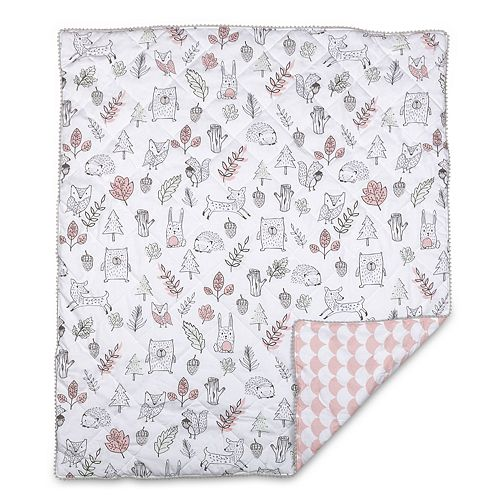 Lolli Living Kayden Woodlands Quilted Baby/Toddler Comforter