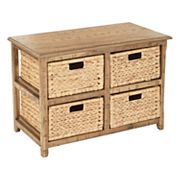 OSP Designs Sheridan 4-Drawer Storage Chest