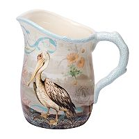 Certified International Coastal View Pitcher