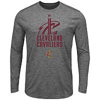 Big & Tall Majestic Cleveland Cavaliers March to Victory Tee