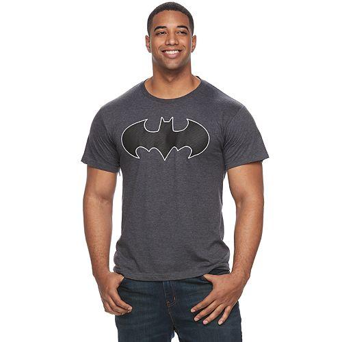 Big & Tall Batman Logo Tee