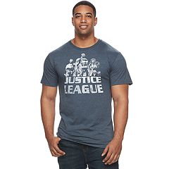 Big & Tall Justice League Tee