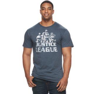 Big & Tall Justice League Tee