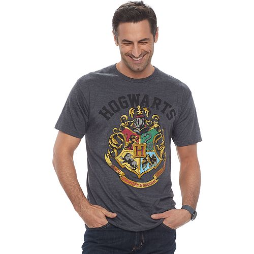 Big & Tall Harry Potter Hogwarts Tee