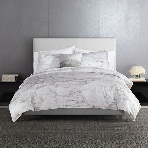 Simply Vera Vera Wang Marble 3 Piece Comforter Set