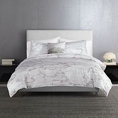 Simply Vera Vera Wang Marble 3-piece Duvet Cover Set