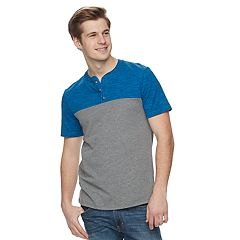 Men's Urban Pipeline® Awesomely Soft Colorblock Henley