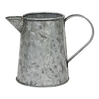 Stonebriar Collection Decorative Farmhouse Watering Can Table Decor