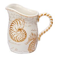 Certified International Coastal Discoveries Pitcher