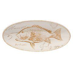 Certified International Coastal Discoveries Fish Platter