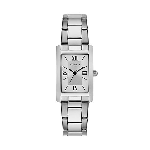 Caravelle Women's Classic Stainless Steel Watch - 43L203