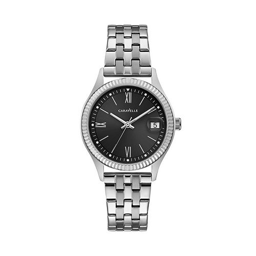 Caravelle by Bulova Women's Stainless Steel Watch - 43M115