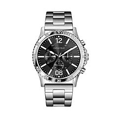 Caravelle Men's Stainless Steel Chronograph Watch - 43A144