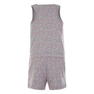 Girls 4-6x Nike Polka-Dot Pocket Romper