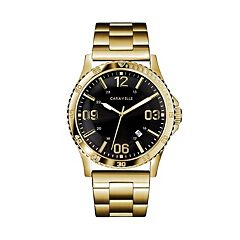 Caravelle Men's Stainless Steel Watch - 44B120
