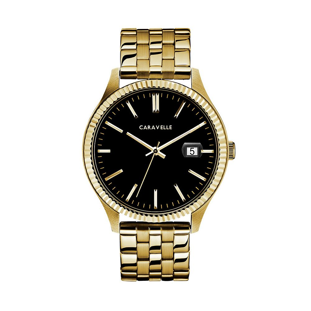 Caravelle by Bulova Men's Stainless Steel Watch - 44B121