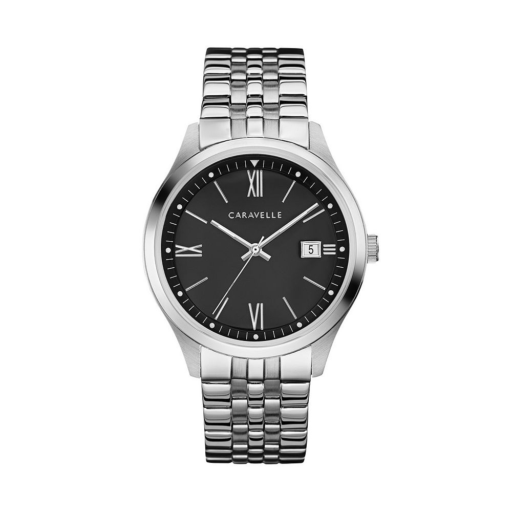 Caravelle by Bulova Men's Stainless Steel Watch - 43B158