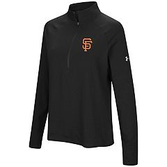 Women's Under Armour San Francisco Giants Passion Pullover