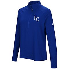 Women's Under Armour Kansas City Royals Passion Pullover