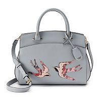 Jennifer Lopez Heather Bird Satchel