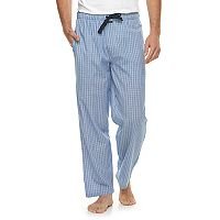 Men's Van Heusen Broadcloth Plaid Lounge Pants