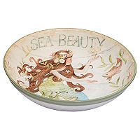 Certified International Sea Beauty Pasta / Serving Bowl