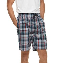 Men's Van Heusen Plaid Sleep Shorts