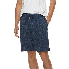 Men's Van Heusen Printed Jersey Sleep Shorts