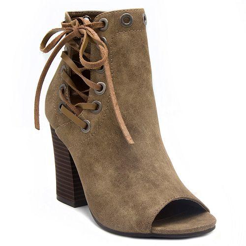 sugar Ottawan Women's High Heel Ankle Boots