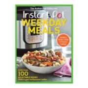 "Instant Pot ""Weekday Meals"" Cookbook"