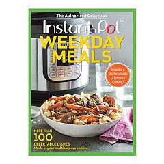 Instant Pot 'Weekday Meals' Cookbook