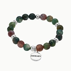 love this life Jasper 'Journey' Stretch Bracelet