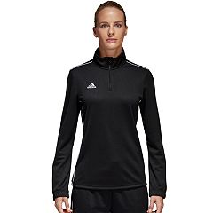 Women's adidas Core 18 1/4-Zip Training Top