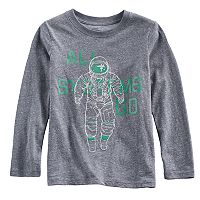 Boys 4-7x SONOMA Goods for Life™ Glow in the Dark Astronaut Graphic Tee