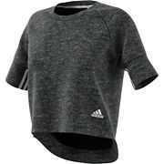 Women's adidas Sport 2 Street Short Sleeve Top
