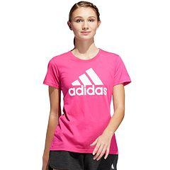 Women's adidas Classic Logo Tee