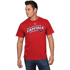 Men's Majestic Washington Capitals Appeal Play Tee