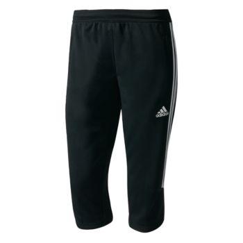 Women's adidas Tiro17 Climacool Midrise Crop Pants