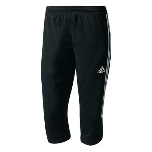 Women's adidas Tiro17 Climacool Crop Pants