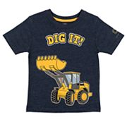 Toddler Boy John Deere 'Dig It!' Bulldozer Graphic Tee