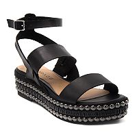 Rampage Kinnect Women's Platform Sandals